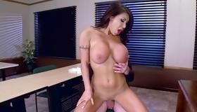 Marvelous hottie is sucking the gross dick